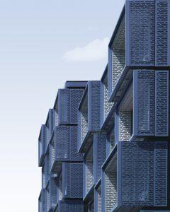 futurystyczne mieszkanie